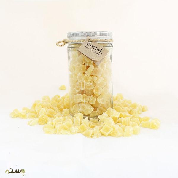 تصویر از حبه آناناس