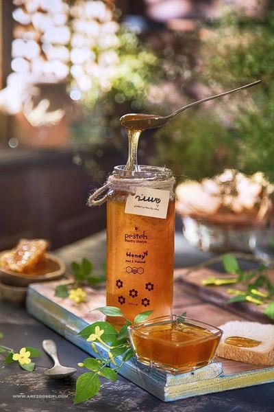 تصویر از عسل طبیعی